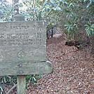 0494 2012.11.25 Deer Park Mountain Shelter Sign by Attila in Sign Gallery