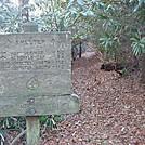 0494 2012.11.25 Deer Park Mountain Shelter Sign