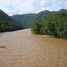 0505 2013.07.13 French Broad River In Hot Springs, NC by Attila in North Carolina &Tennessee Trail Towns