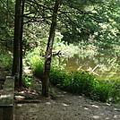 0512 2013.07.13 Pond On Mill Ridge by Attila in Trail & Blazes in North Carolina & Tennessee