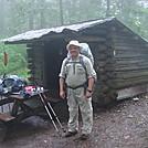 0527 2013.07.14 Attila At Spring Mountain Shelter