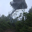 0517  2013.07.13 Rich Mountain Fire Tower by Attila in Special Points of Interest