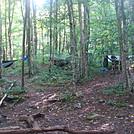 0537 2013.08.31 Our Hammocks At Jones Meadow Campsite by Attila in Hammock camping