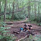 0538 2013.09.01 Breakfast At Jones Meadow Campsite