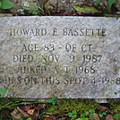 0547 2013.09.01 Howard E. Bassette Memorial by Attila in Special Points of Interest