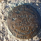0576 2013.11.30 Big Bald Survey Marker by Attila in Special Points of Interest