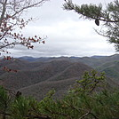 0590 2013.12.29 View From Ridgeline South Of Erwin TN