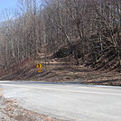 0626 2014.03.09 Iron Mountain Gap by Attila in Trail & Blazes in North Carolina & Tennessee