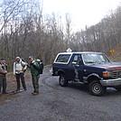0627 2014.04.25 Rob, Nikki and Jeremy At Iron Mountain Gap