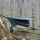 0633 2014.04.25 My Henessy Setup by Attila in Hammock camping