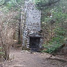 0644 2014.04.26 Old Chimney On AT North Of Roan Mountain