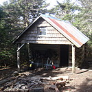 0645 2014.04.26 Roan High Knob Shelter by Attila in North Carolina & Tennessee Shelters