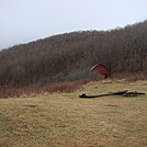 0667 2014.12.29 Overmountain Shelter by Attila in North Carolina & Tennessee Shelters