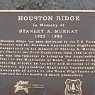 0679 2014.12.30 Stan Murray Memorial North Of Hump Mountain Summit