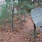 0735 2016.11.25 Big Laurel Branch Wilderness by Attila in Trail & Blazes in North Carolina & Tennessee