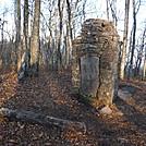 0743 2016.11.26 Nick Grindstaff Stone Monument