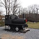 0768 2016.12.23 Damascus VA Townpark Modified Steam Locomotive