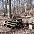 0839 2017.04.02 Davis Path Campsite