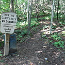 0862 2017.09.03 Hunting Camp Creek Wilderness by Attila in Trail & Blazes in Virginia & West Virginia