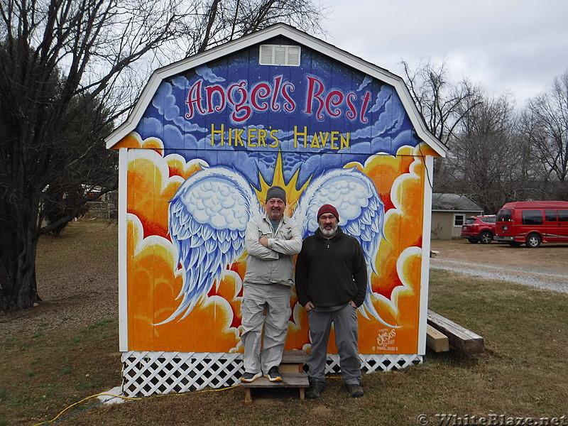 0901 2017.12.30 Angels Rest Hiker Haven In Pearisburg VA