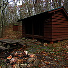 0918 2018.11.08 Bailey Gap Shelter by Attila in Virginia & West Virginia Shelters