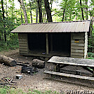 0971 2020.07.20 Pickle Branch Shelter by Attila in Virginia & West Virginia Shelters