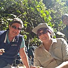 Two Machu Picchu Explorers