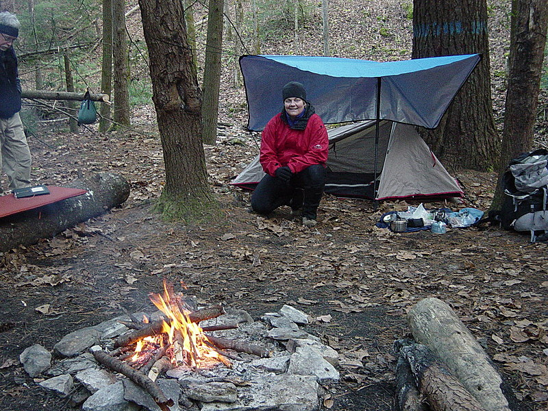 Red River Gorge Backpacking
