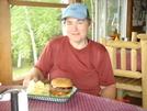 White House Landing's 1 Lb. Burger - Steady On 2008 Thruhiker by Tinker in Hostels