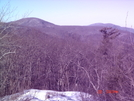 View North From Lion's Head - Ct. 2/2010 by Tinker in Views in Connecticut