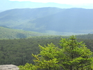 View From Camel's Hump by Tinker in Long Trail
