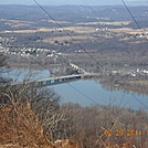 Susquehanna River from Peter's Mountain, Pa. by Tinker in Views in Maryland & Pennsylvania