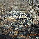 Pa. Rocks by Tinker in Trail & Blazes in Maryland & Pennsylvania