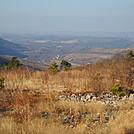 Lehigh Gap hillside devastated by zinc refiner by Tinker in Trail & Blazes in Maryland & Pennsylvania