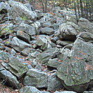 Rocks in Pa. by Tinker in Trail & Blazes in Maryland & Pennsylvania