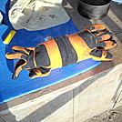 Drying gloves over stainless hot water bottle by Tinker in Gear Gallery