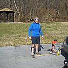 Mariano in Harper's Ferry WVA by Tinker in Section Hikers