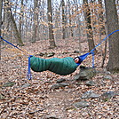 Tinker in hammock by Tinker in Hammock camping