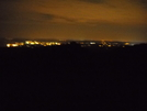 Manhattan At Night From West Mountain Shelter, Ny by Tinker in Views in New Jersey & New York