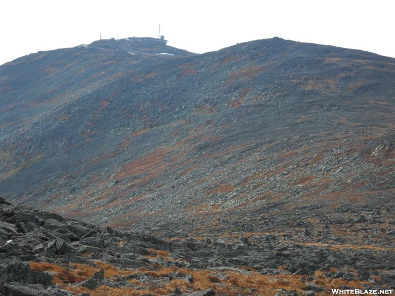 Somewhere On Mt. Washington 2009