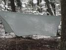 Maccat Spinnaker Tarp by Tinker in Hammock camping