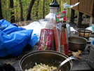 Dinner Of Champions: Eating On The Trail by Tinker in Other