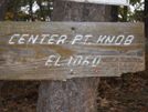 Center Point Knob, Pa. by Tinker in Trail & Blazes in Maryland & Pennsylvania