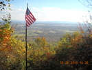 View Back South Over Cumberland Valley