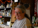 Vickie Working Hard At The Doyle, Duncannon Pa. Oct. 2010