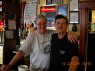 Vicki And Pat, Owners Of The Doyle Hotel, Duncannon, Pa. by Tinker in Trail Angels and Providers