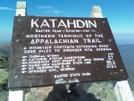 Hiking Katahdin by cindellasaurus in Trail & Blazes in Maine