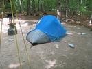Stephenson Warmlite Tent by Mountain Wildman in Gear Gallery