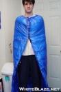 Summer/under quilt as a coat 1 by schrochem in Gear Gallery