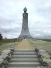 Mt Greylock War Memorial by Cosmo in Views in Massachusetts